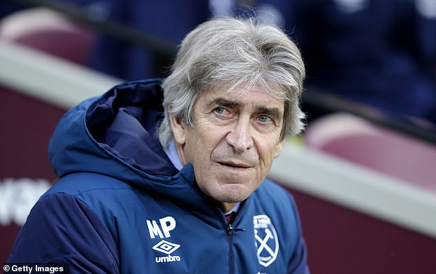 Manuel Pellegrini is facing an injury crisis as he prepares his West Ham side for Southampton