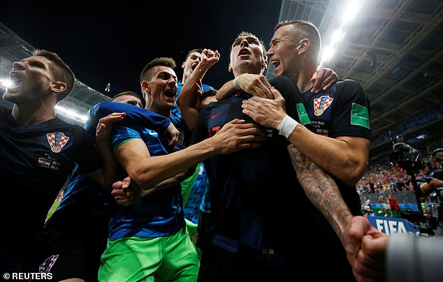 Croatia proved too strong for Southgate's side when the World Cup final was within reach