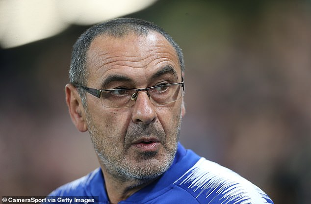It is a big transfer for Chelsea boss Maurizio Sarri as he adds to his options for next season