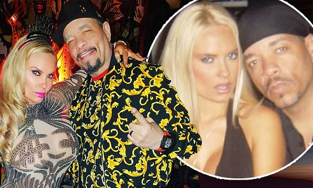 Coco Austin Slips Into Sheer Catsuit To Celebrate 18th