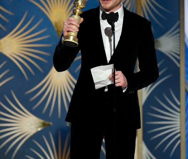 Victorious Richard Madden Took Home The Best Actor In A Television Drama Gong At The