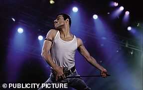 Honoured: While Bohemian Rhapsody was snubbed for Best Film, Rami Malek will compete for Leading Actor