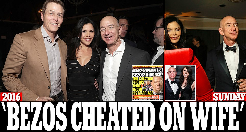 Amazon CEO Jeff Bezos has reportedly been seeing married former TV anchor Lauren Sanchez