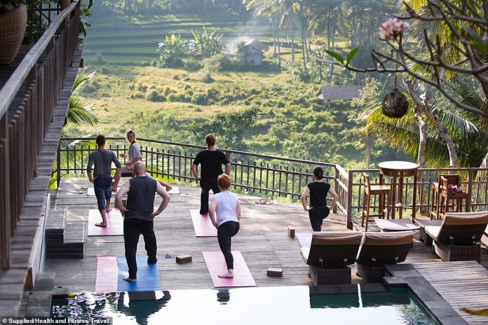 All encompassing approach: Their approach encompasses the mind, body and spirit using activities such as a purification process with a Balinese priest, massages and cooking classes