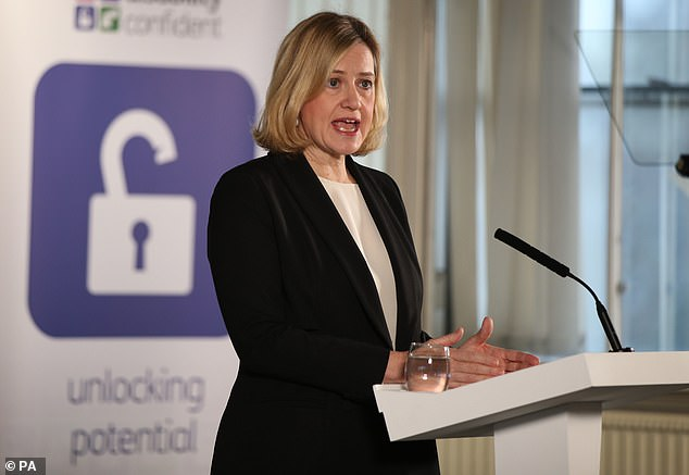 The Government's High Court defeat came Amber Rudd promised changes to make Universal Credit more 'compassionate'