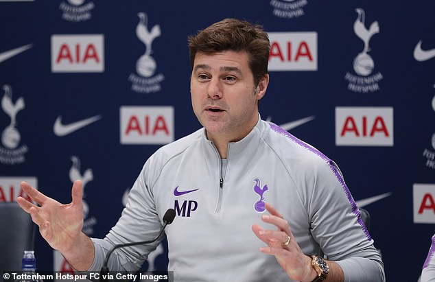 Tottenham boss Mauricio Pochettino is strongly connected to Manchester United