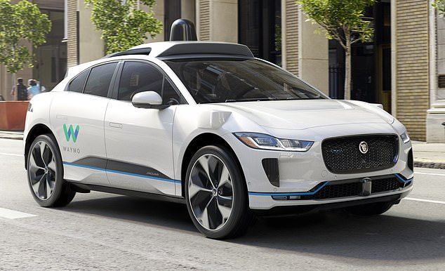 Google, which began working on autonomous technology in 2009, last year bought 20,000 I-Pace electric Jaguars in a £ 1.2 billion deal for self-traction testing in Phoenix, Arizona