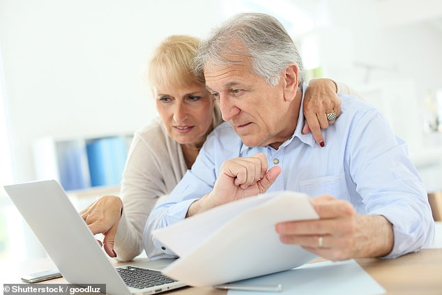 Retirement benefits: the unclaimed average amount is £ 1,058 - the highest for five years