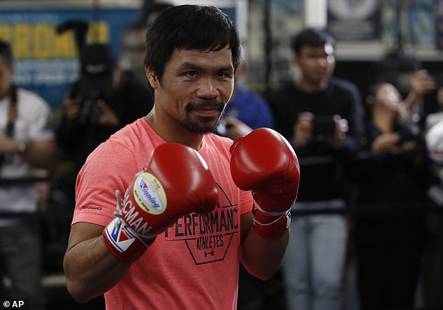Manny Pacquiao has named the seven best opponents he has faced during his storied career