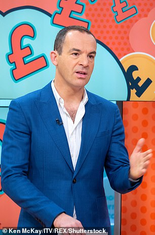 """The expert on saving money Martin Lewis, in the photo, who has directly appealed to Ryanair to be a """"most beautiful airline"""""""