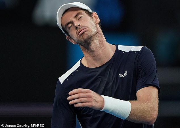 However, at the end the evening ended with disappointment as he lost the thriller to five sets