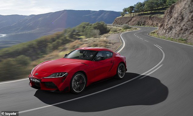 """In the official announcement confirming his arrival, the manufacturer claimed that the GR Supra was conceived as a sports car in its purest form, with no compromises that would reduce the pleasure of driving experience """""""