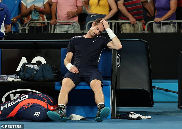 Fighting on through the pain, Andy Murray gave his supporters an excellent final spectacle
