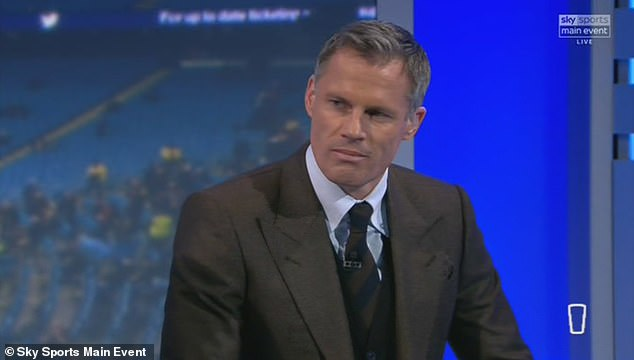 Jamie Carragher has dismissed that anyone could have done the job Ole Gunnar Solskjaer has
