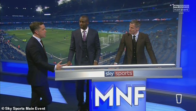 Carragher praised Solskjaer for giving the United players confidence to attack again