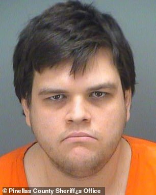 J.R. Gauthier was arrested in Pinellas County as police say there say there may be more victims