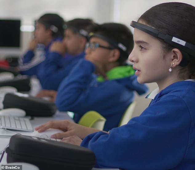 Starter from Massachusetts, BrainCo says Focus 1 headbands can help teachers identify students who need extra help