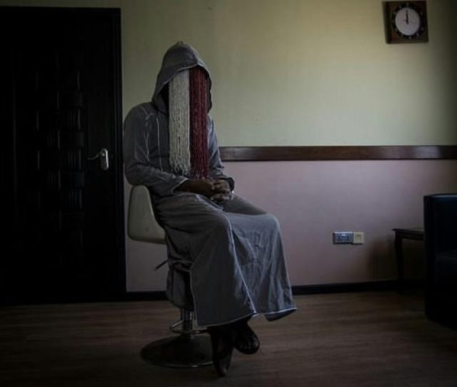 Anas Aremeyaw Anas Pictured Here During An Interview With Afp Last June Led The