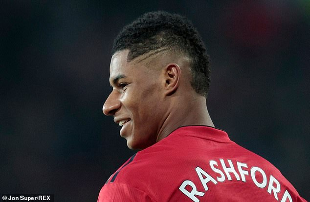 Solskjaer Compares Rashford To Man United Greats Rooney