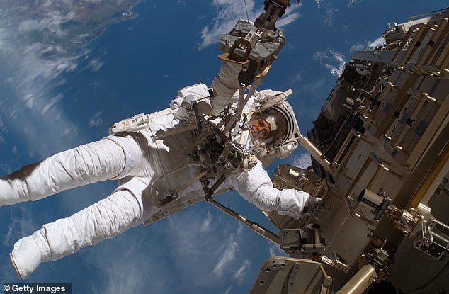 , Long space missions CAN cause brain damage, study reveals, The Today News USA