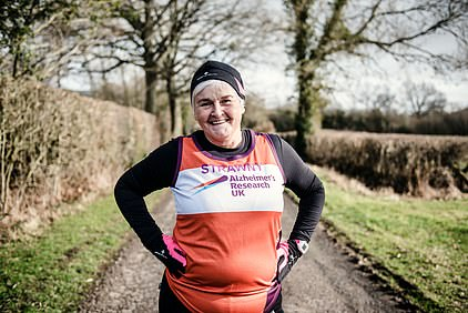 Lifestyle switch: Sue Strachan, 63, has transformed her health