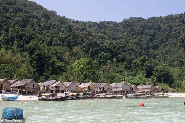 Accident: un moteur de bateau à longue queue a explosé et quelque 60 maisons en bambou ont été incendiées