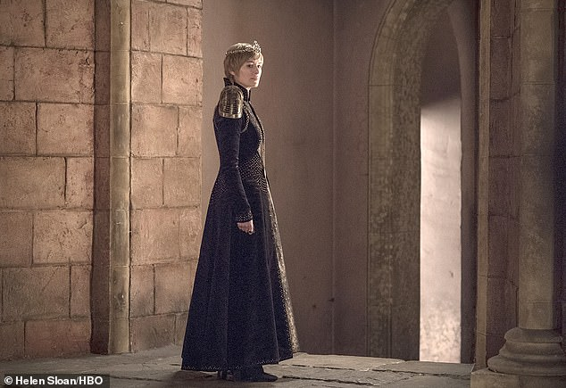 Is she? The fans of Game Of Thrones remained divided over new images of Lena Headey that were released on Wednesday, according to some Cersei Lannister IS was pregnant despite the devious nature of the character