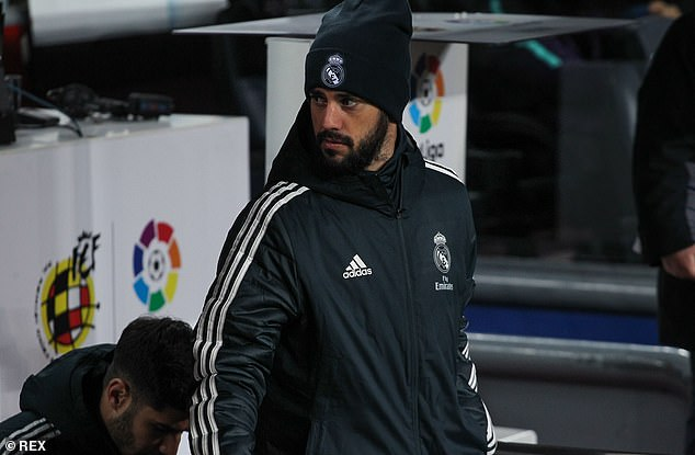 It used to be a case of 'no Isco, no disco' at Real Madrid before Santiago Solari took charge