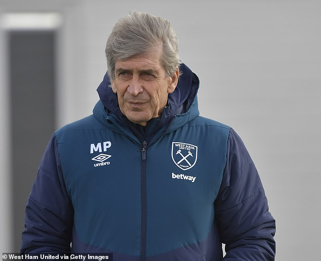 Manuel Pellegrini would love him at West Ham after their time together at Malaga  Real Madrid to offer player plus cash to Chelsea to sign Eden Hazard 9565758 0 image m 83 1549643126903