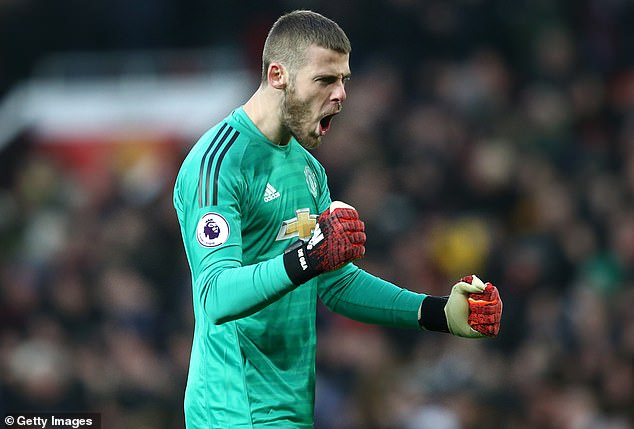 David de Gea refuses to change his contract requests from £ 350,000 per week
