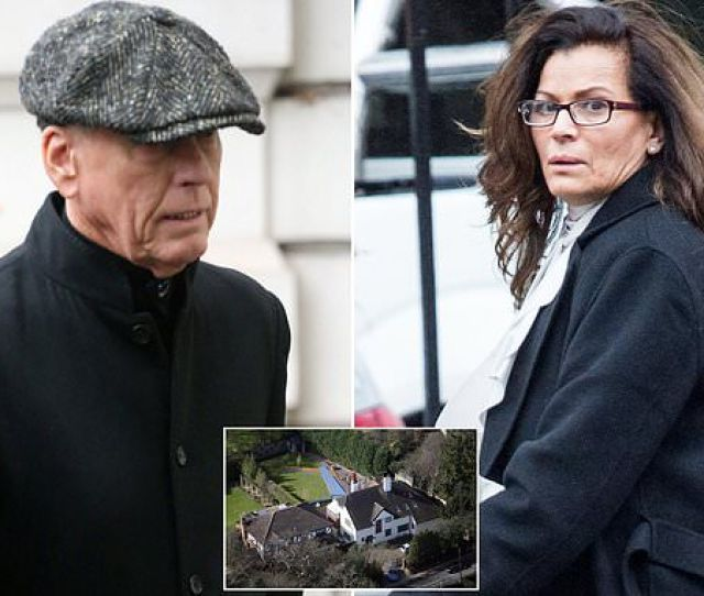 Crime Lord Terry Adamss Wife Claims Mi5 Violated Her Family Daily Mail Online