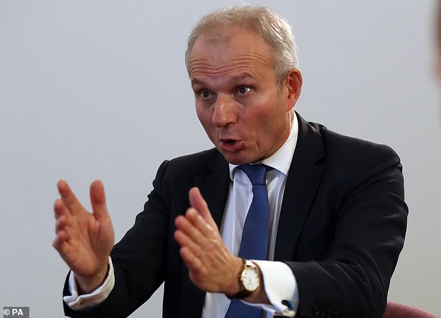 HS2 opponents should include the Deputy Representative of Theresa May, David Lidington (pictured)
