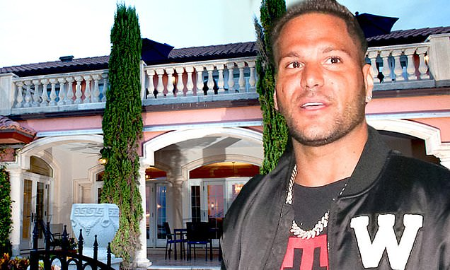 Jersey Shore's Ronnie Ortiz-Magro completes six-week rehab ...