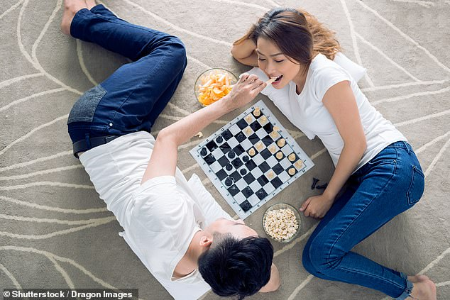 Shared activities like board games or painting ramp up the production of oxytocin, the 'love hormone' involved in bonding, Baylor University scientists found
