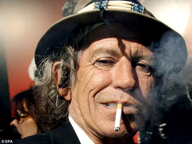 """Try: When asked if he ever tried to give up cigarettes, the guitarist said, """"I tried. So far unsuccessful! Lou Reed claimed that nicotine was harder to give up than heroin."""
