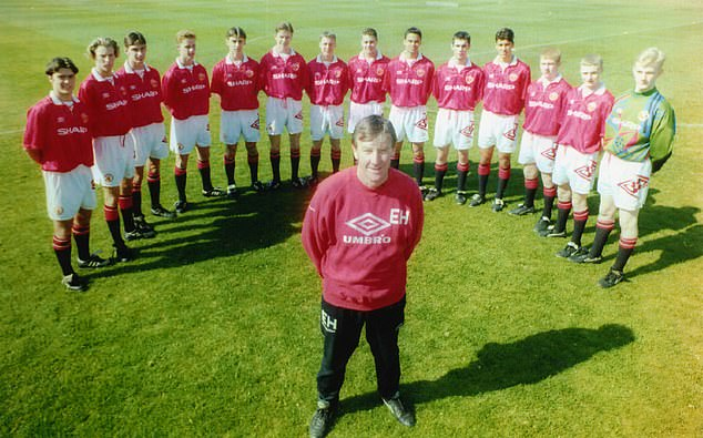 Harrison helped produce a team of talented young players that would become the backbone of Alex Ferguson's successful United team during the 1990s