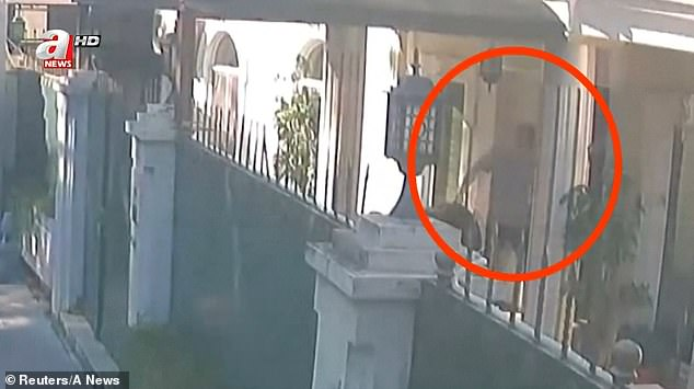 CCTV footage is reportedly showing that the body parts of Jamal Khashoggi were brought to the consul residence in Saudi Arabia in bags and suitcases the day he was murdered