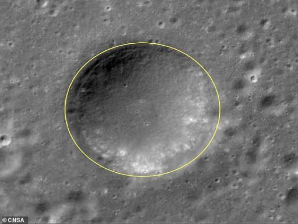 China names landing site of Chang'e-4 on the far side of ...