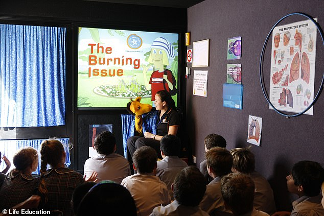 Affectionately known as the talking puppet who's the face of Life Education, Harold became such a memorable childhood of nearly every generation of Australians