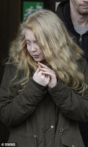 Alesha's mother Georgina Lochrane