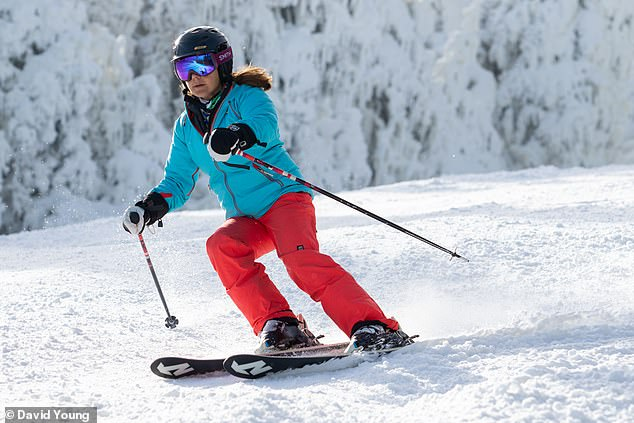 The well-groomed slopes are great for intermediates while the Snowshed area is best for families and first timers