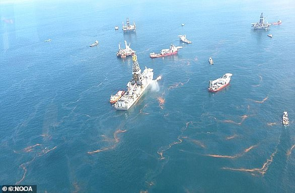 The Deepwater Horizon disaster took place on April 20, 2010, and led to the death of 11 workers