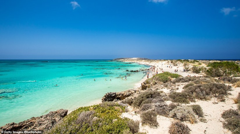 Elafonissi Beach in Crete has dropped down ten rankings when compared to last year. Unlike many other beaches, the sand looks almost pink while the water is relatively shallow. It has a 72 per cent rating on TripAdvisor and one traveller describes it as 'a must see in Crete'. They add:The pink shade of coral on the sand, the crystal waters of the sea, warm too! The vibe! It's just stunning. The drive there is also an experience, driving through lively traditional villages. We have been countless times and every time it was amazing'