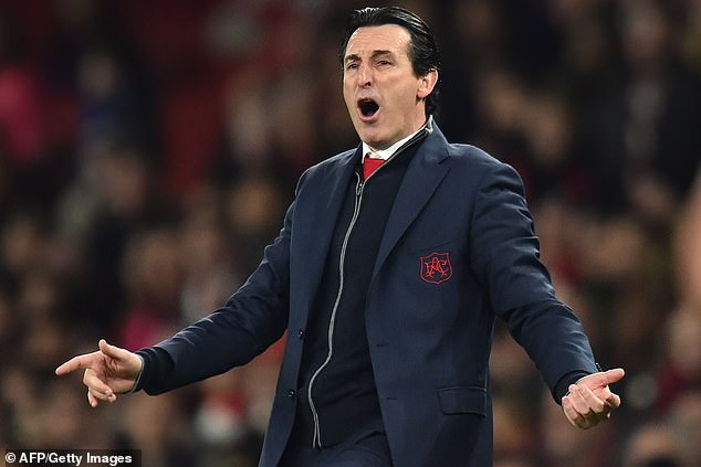 Unai Emery insisted Ozil could not be guaranteed a regular position in the first team