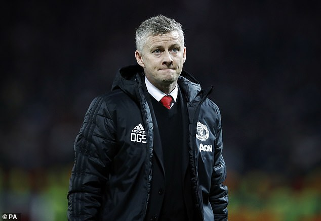 Solskjaer has compared the Liverpool game to United's defeat by PSG in Europe