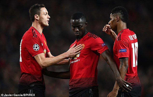 He believes his players have to show they have learned from that experience  SOLSKJAER REVEALS HOW HE PLANS TO USE SIR ALEX FERGUSON AHEAD OF MAN UNITED CLASH WITH LIVERPOOL 10136460 6733001 image m 26 1550828358354