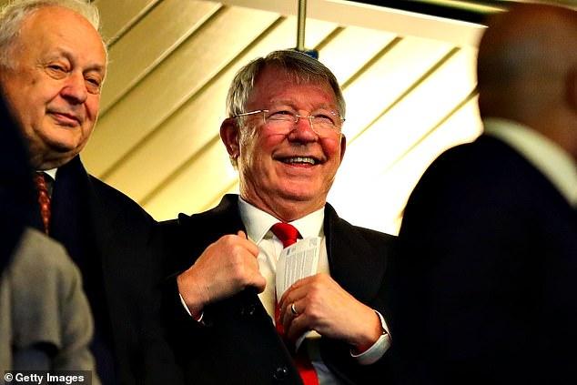 Klopp outlined his admiration for legendary former United boss Sir Alex Ferguson