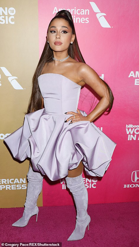 Ariana thought differently, raging: ¿I use my talent AND my sexuality all the time because I choose to. Women can be sexual AND talented, naked and dignified. It¿s OUR choice and we will keep fighting til people understand.¿ When I questioned this premise, she spat back at me: ¿I look forward to the day you realise there are other ways to go about making yourself relevant than to criticize young beautiful successful women. I think that¿s a beautiful thing for you and your career¿or what¿s left of it¿