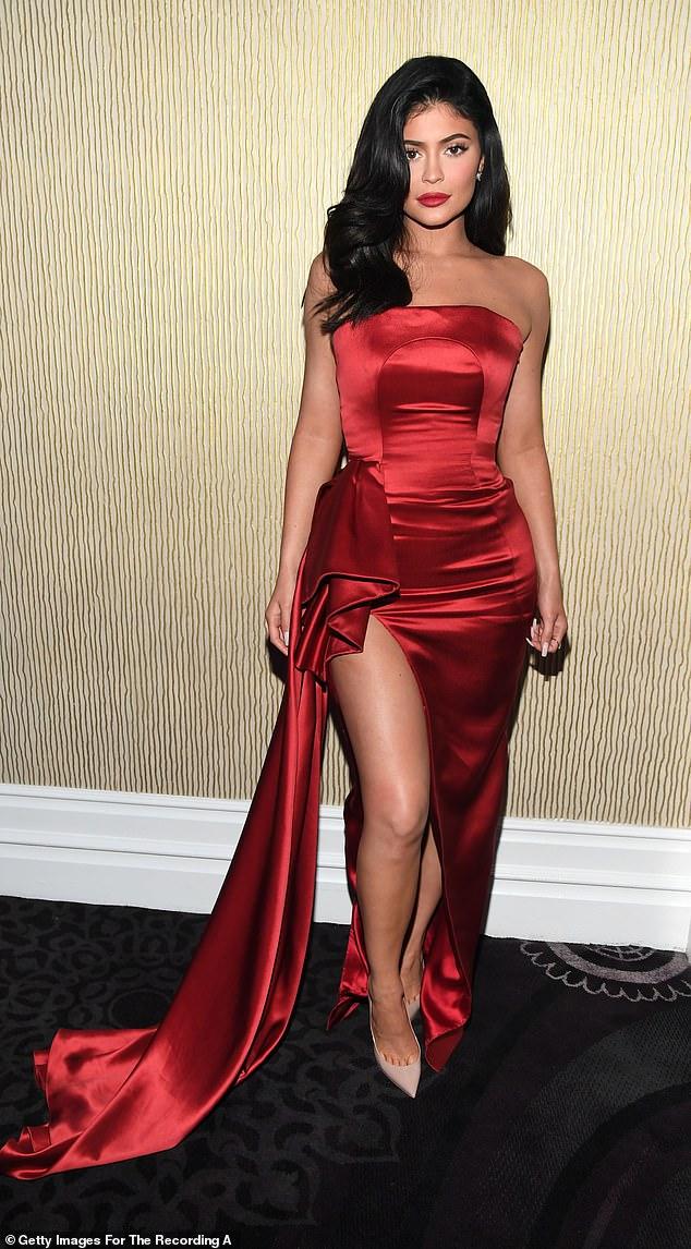 Over him:Kylie Jenner has finally unfollowed love rat Tristan Thompson on social media. Seen on February 9 in LA