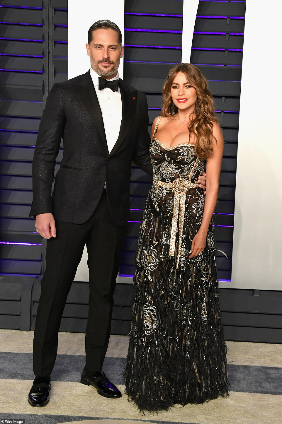 Flawless! The Modern Family star, 46, was joined by husband Joe Manganiello, 42